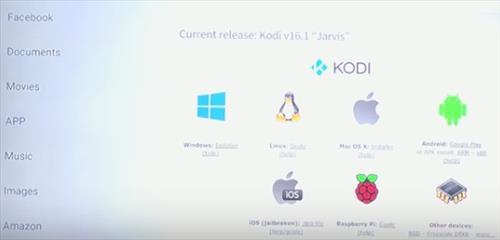 ES File Explore Cruuent Kodi Jarvis 16.1 release