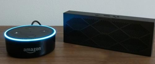 How To Pair a Amazon Echo DOT to a Bluetooth Speaker