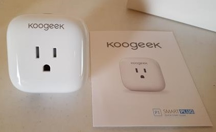 Review Koogeek Smart Plug Outlet for Siri