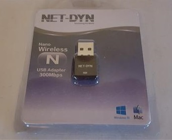 Review NET-DYN 300M Mini USB Wireless WiFi Adapter
