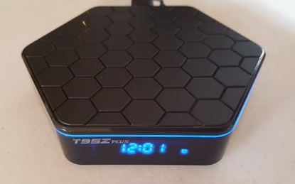 AKASO T95Z PLUS TV BOX 4K Pre-installed Android 6.0 Review