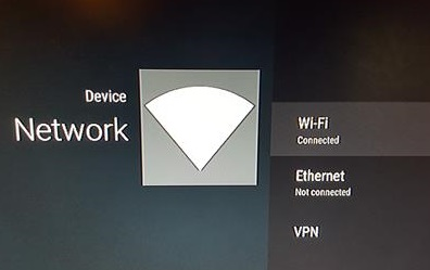 Connecting to WiFi or Ethernet Android TV BOX 2017