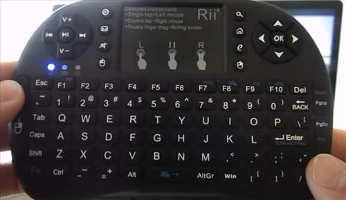 How To Replace an Android TV Box Remote Control Rii Old Usnit alll