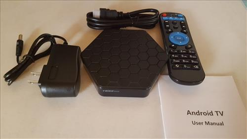 Review AKASO T95Z PLUS 4K S912 2GB Android TV Kodi BOX ALL