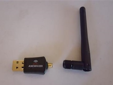 Review ANEWKODI 600Mbps Dual Band USB WiFi Adapter Anttena