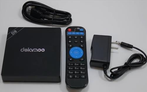 Review DOLAMEE D9 TV Box Android Amlogic S912 Octa-core 2GHz