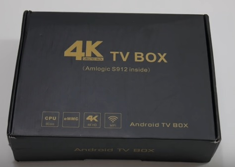 Review DOLAMEE D9 TV Box Android Amlogic S912
