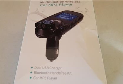 Review SAVFY Bluetooth FM Transmitter Radio Car Kit