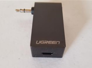 Review Ugreen 3.5mm Aux Bluetooth 4.1 Receiver with Speaker Power Port