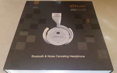 Review Zinsoko Z-H01 Bluetooth Headphone with Microphone BOX