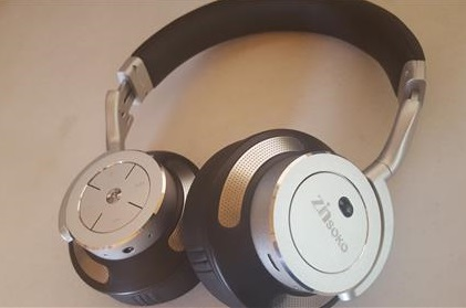 Review Zinsoko Z-H01 Bluetooth Headphone with Microphone