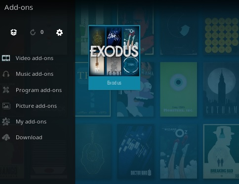 A Step By Step Guide To Kodi and Streaming Videos Exodus