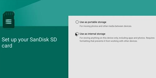 Add More Storage To an Android TV Box with a SD-Card Pic 777