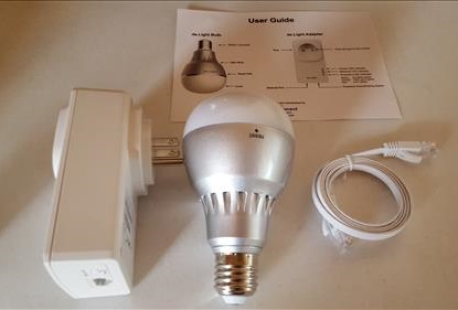 Review De.Light XYConnect Wireless Access Point Bulb All