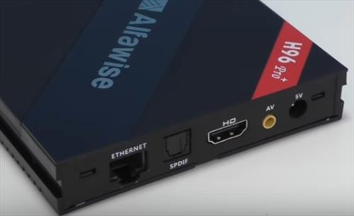 Review H96 PRO PLUS S912 3GB RAM 4K ANDRIOD TV BOX HDMI 2