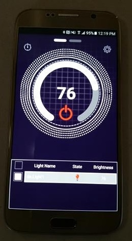 Review XYConnect De.Light Wireless Access Point Light Bulb App
