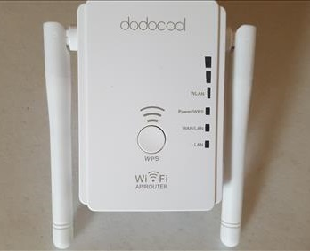 Review dodocool N300 WiFi Extender RouterRepeaterAP Mode