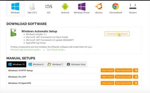 How To Setup a Kodi VPN on a Windows 7 or 10 PC Pic 2