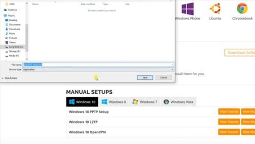 How To Setup a Kodi VPN on a Windows 7 or 10 PC Pic 3