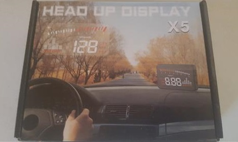 review sherox tca a100 car hud heads up display with obd2. Black Bedroom Furniture Sets. Home Design Ideas