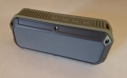 Review CRDC Portable Waterproof Bluetooth Speakers