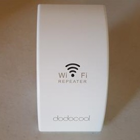 Review Dodocool N300 WiFi Extender Signal Booster