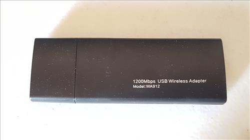 Review MSRM 912AC WiFi Adapter 802.11AC Dual Band