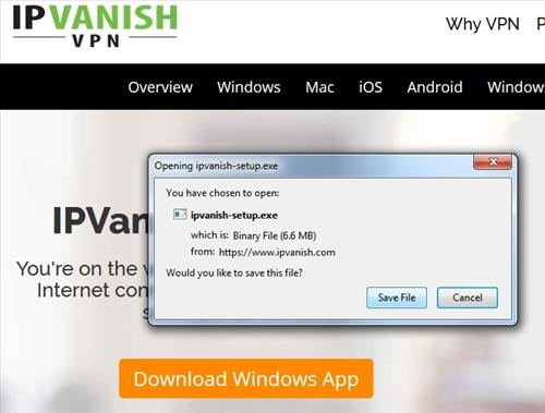 Steps To Setup IPVanish VPN with Kodi and Be Anonymous Pic 3