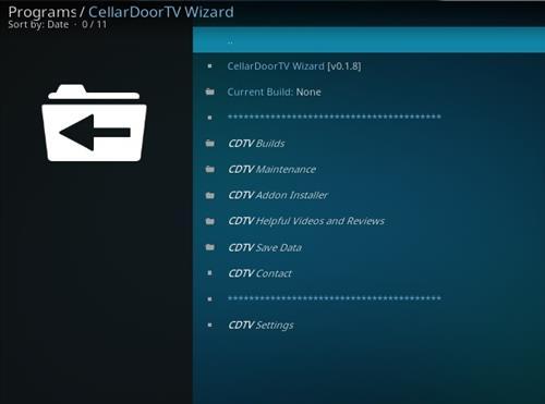 How To Install Cellular Door TV Wizard Kodi 17 Krypton
