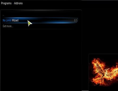 How To Install No Limits Magic Build Wizard Kodi 16.1 Jarvis step 14