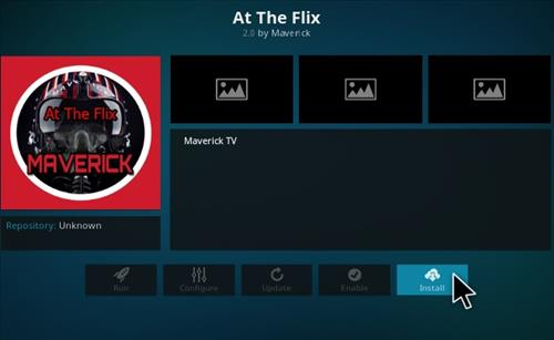 How to Install At The Flix Kodi Add-on Step 18
