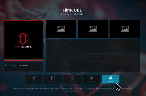 How to Install Film Cube Add-on Kodi 17.1 Krypton step 18