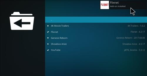 How to Install Flixnet Add-on Kodi 17.1 Krypton step 19