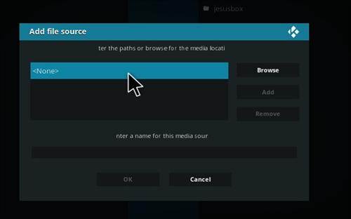 How to Install Flixnet Add-on Kodi 17.1 Krypton step 4