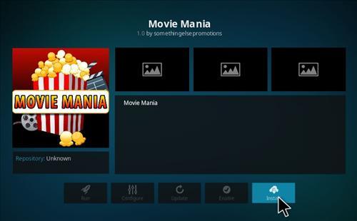 How to Install Movie Mania Add-on Kodi 17.1 Krypton step 20