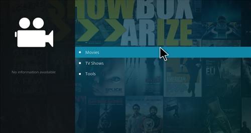 How to Install Showbox Arize Add-on Kodi 17.1 Krypton pic 2
