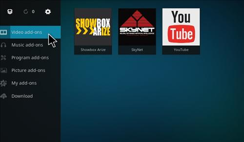 How to Install Showbox Arize Add-on Kodi 17.1 Krypton step 20