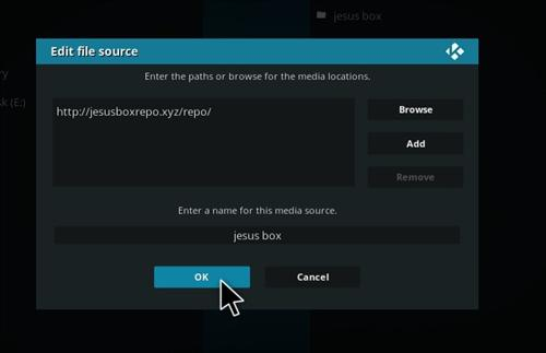 How to Install Showbox Arize Add-on Kodi 17.1 Krypton step 7