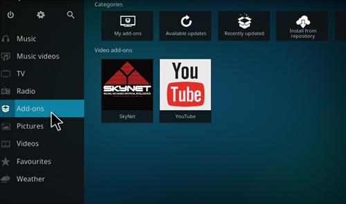 How to Install Showbox Arize Add-on Kodi 17.1 Krypton step 8