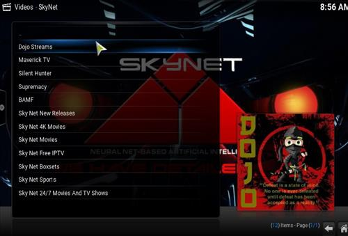 How to Install SkyNet Add-on Kodi 16 1 Jarvis | WirelesSHack