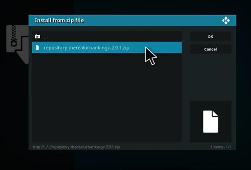 How to Install Urbankingz Add-on Kodi 17.1 Krypton step 12