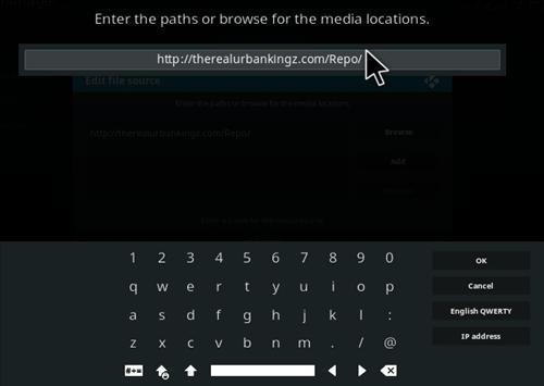 How to Install Urbankingz Add-on Kodi 17.1 Krypton step 5