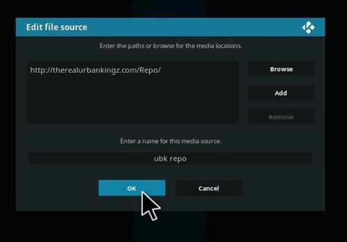 How to Install Urbankingz Add-on Kodi 17.1 Krypton step 7