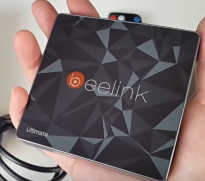 Review Beelink GT1 Ultimate S912 3GB RAM Small Unit