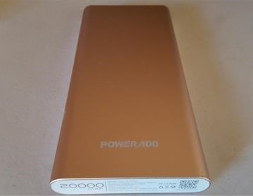 Review Poweradd Pilot 4GS Plus 20000mAh Power Bank Fast Charger 3.6A