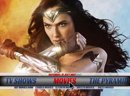 Tomb Raider Build Kodi 17.3 Krypton Pic 1