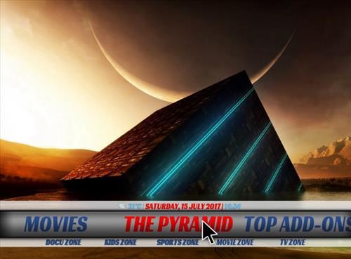Tomb Raider Build Kodi 17.3 Krypton Pic 10