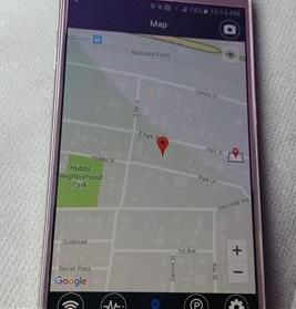 Corux Smart 3 in 1 Bluetooth FM Transmitter with Car Locator 1111