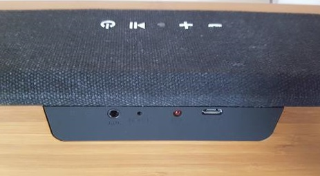 Review ARCHEER A320 Home 25W Bluetooth Speaker Power Port