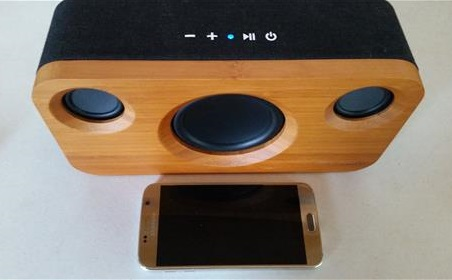 Review ARCHEER A320 Home 25W Bluetooth Speaker and Smarthone SP